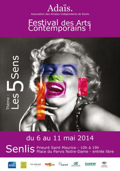 Invitation adais 2014 festival des arts contemporains light 1